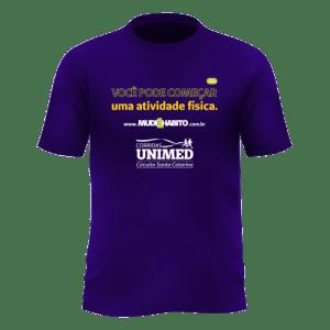 Camiseta Corrida Unimed etapa Rio do Sul